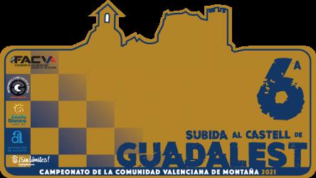Subida al Castell de Guadalest